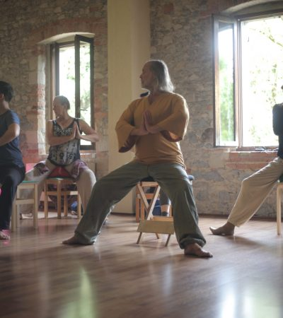Juliu Horvath, Creator of the Gyrotonic and Gyrokinesis Methods and Yoga for Dancers